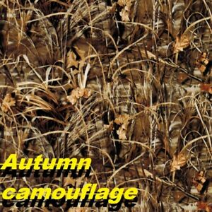 19x393 Water Transfer Printing Film Hydrographic Grass Autumn Camo Wholesale