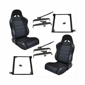 Summit Racing Seat And Seat Bracket Pro Pack 27 0020