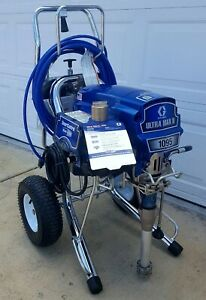 Graco Ultra Max Ii 1095 Electric Airless Paint Sprayer 1595 795 695