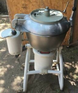Berkel Hobart Stephan Vertical Chopper Mixer Commercial Restaurant Vcm40