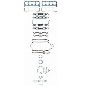 Fel Pro 260 1079 Chevy Overhaul Gasket Kit Years From 55 To 79 283 327 350