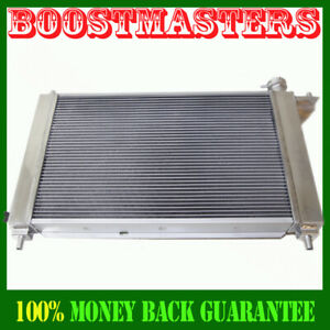 For 94 95 Mustang Manual Only 2 Row Aluminum Performance Radiator