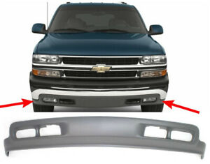 Replacement Front Bumper Valance For 1999 2002 Silverado 2000 2006 Tahoe New Usa