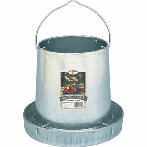 Little Giant Galv Hanging Feeder For Poultry