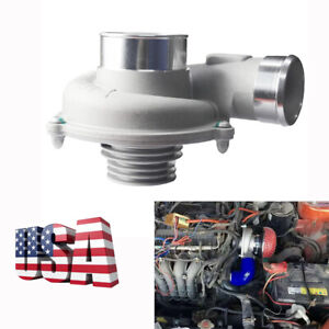 Us Shipping Car Electric Turbo Supercharger Turbocharger Engine Power Lifting