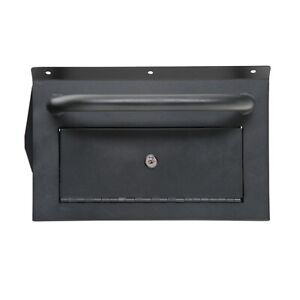 Smittybilt 812101 In Stock Vaulted Glove Box 87 95 Jeep Wrangler Yj
