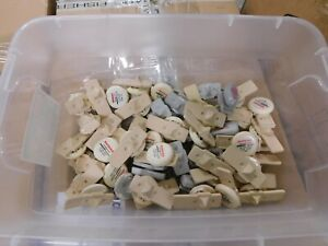 Lot 50 Sensormatic Gator tag Anti theft Security Tags With Ink filled Pins