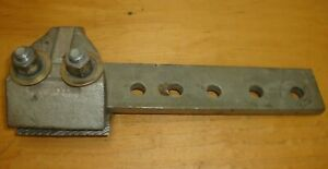 Mo Clamp Frame Rack Unibody Clamp Used