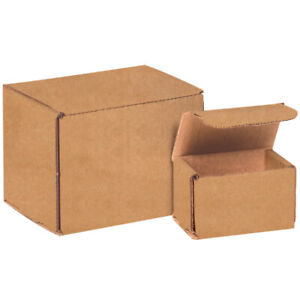 Packaging Supplies Kraft 200 ect 32 b Corrugated Mailers Usa Bundle Of 50