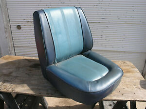 Bucket Seat With Tracks Barracuda Dart A Body Mopar Dodge Plymouth