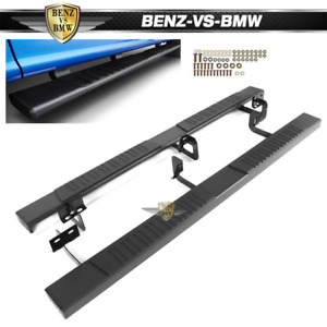 Fits 07 19 Toyota Tundra Crew Max Cab 6 Side Step Bar Running Boards