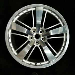 21 Inch Chevy Camaro 2010 2014 Front Polished Oem Factory Alloy Wheel Rim 5468