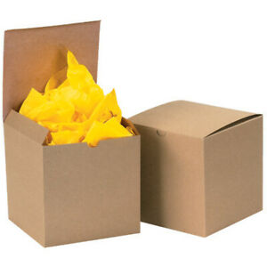 Packaging Supplies Fibreboard Kraft Gift Boxes Made In Usa