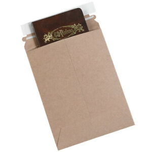 Packaging Supplies 015 Chipboard Kraft Utility Flat Mailers Made In Usa