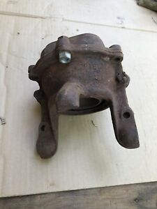 Early 1928 Model A Ford U Joint Housing 28 Ar Brakes Tudor Roadster Coupe Fordor