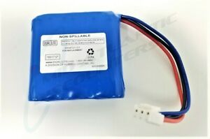 Hubbell Dual Lite Dynamo Led Dyn6 Emergency Lighting Replacement Battery Pack