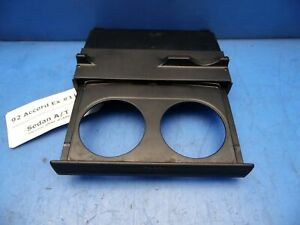92 93 Honda Accord Oem Cup Holder Assembly 11