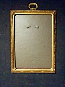 Antique Gold Color Metal Frame Small Size