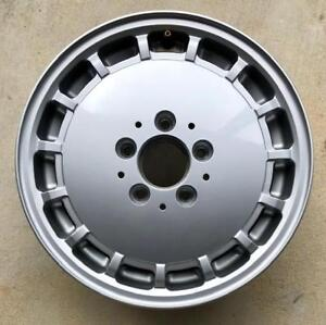 Mercedes Benz W124 15 X 6 5 15 hole Reconditioned Factory Wheel
