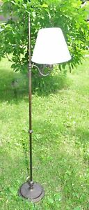 Vintage Antique Floor Lamp Art Deco Art Nouveau