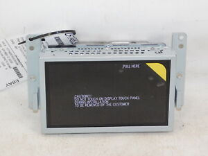 2017 2018 2019 Ford F250sd F350sd 8 Dash Information Display Screen Oem Lkq