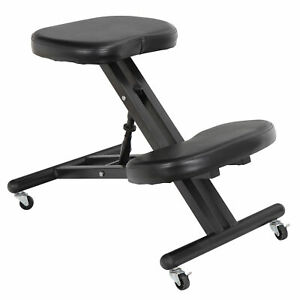 Ergonomic Kneeling Chair Rocking Posture Chair Knee Stool Home Office Meditation
