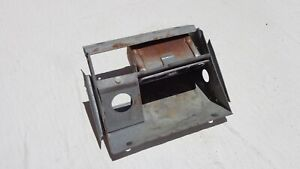 1968 Dodge Charger Plymouth Roadrunner Dash Ashtray Insert And Tray B Body
