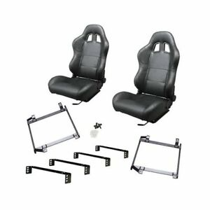 Summit Racing Sport Seat Combo Csum4006