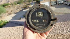 Dodge Brothers Type 3860 Speedometer North East Electric Rochester Mopar Vintage
