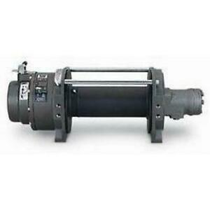 Warn Series 15 Hydraulic Industrial 15000lb Winch 65931