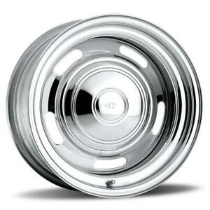U S Wheel 57 Series Chrome Rallye Wheel 57 5834500