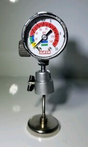 Used Sata 27771 Air Pressure Gauge
