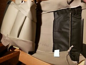 2013 2014 2015 2016 Honda Accord Coupe Upholstery Fabric Front Seat