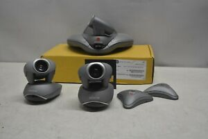 Lot Of Polycom Mptz 5n Camera Microphone