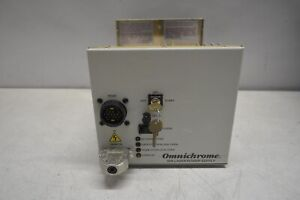 Melles Griot Omnichrome Ion Laser Power Supply 171b 220g 220v 9 4a
