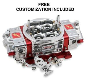 Q 650 Quick Fuel Carburetor 650 Cfm Double Pumper Mechanical Race Custom Free
