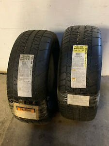 2 New Bf Goodrich Comp T A 235 60zr15 Sticker Tires High Speed Rating Road Race
