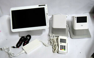 Clover Station C500 Pos Point Of Sale System W P500 P550 Xped