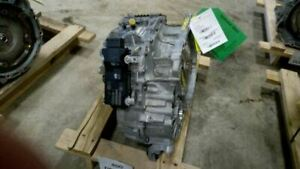 Automatic Transmission 15 Chrysler 200 With Auto Engine Stop Start 785094