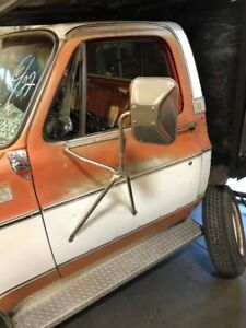 1975 Classic Chevy Truck Parts C20 Drivers Side Complete Door