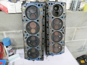 Oldsmobile 400 403 425 455 C Cylinder Heads Cutlass 442 Pontiac Trans Am 6 6