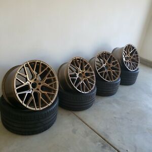 20 Inch Rims Are Perfect For Bmw M4 Series And Or M3 Tires Are 90 Life