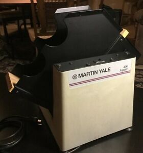 Martin Yale Model 400 Table top Paper Jogger Machine