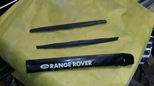 Land Rover Range Rover New Oem Wiper Blades 2 With Original Case 18