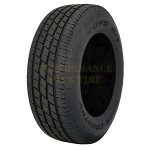 Toyo Open Country H T Ii Lt275 60r20 123 120r 10 Ply Quantity Of 4