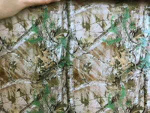 Leaves Jungle Camo Water Transfer Printing Aqua Print Films 19x393 Cardboard Pa