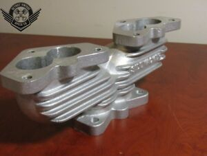 Dual Carb Riser Spacer Nostalgic Vintage Stromberg 97 Holly 94 Free Shipping