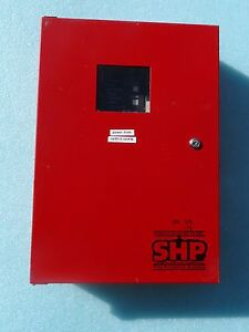 Fike Fire Protection Systems 10 051 r 1 Red Encl 10 2171 Single Hazard Panel