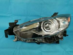 2014 2015 2016 2017 Mazda 6 Oem Xenon Hid Headlight Left