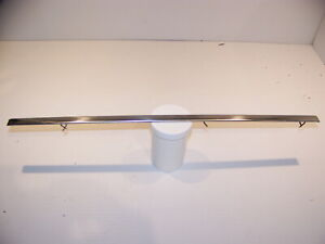 1965 Plymouth Satellite Rh Dash Trim Oem Belvedere 17 3 4